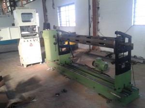 Oil Mill Component Balancing Machine